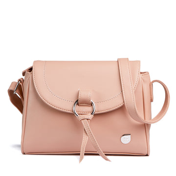 LOREN SOFT PINK BAG