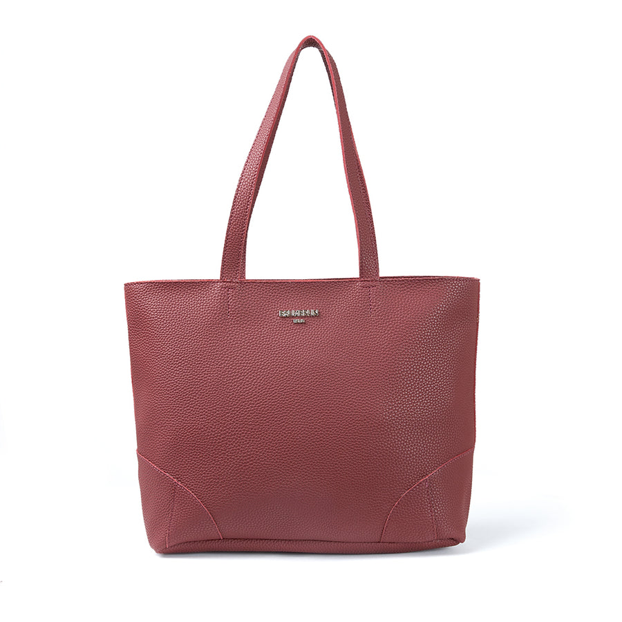Claudetta Maroon Bag