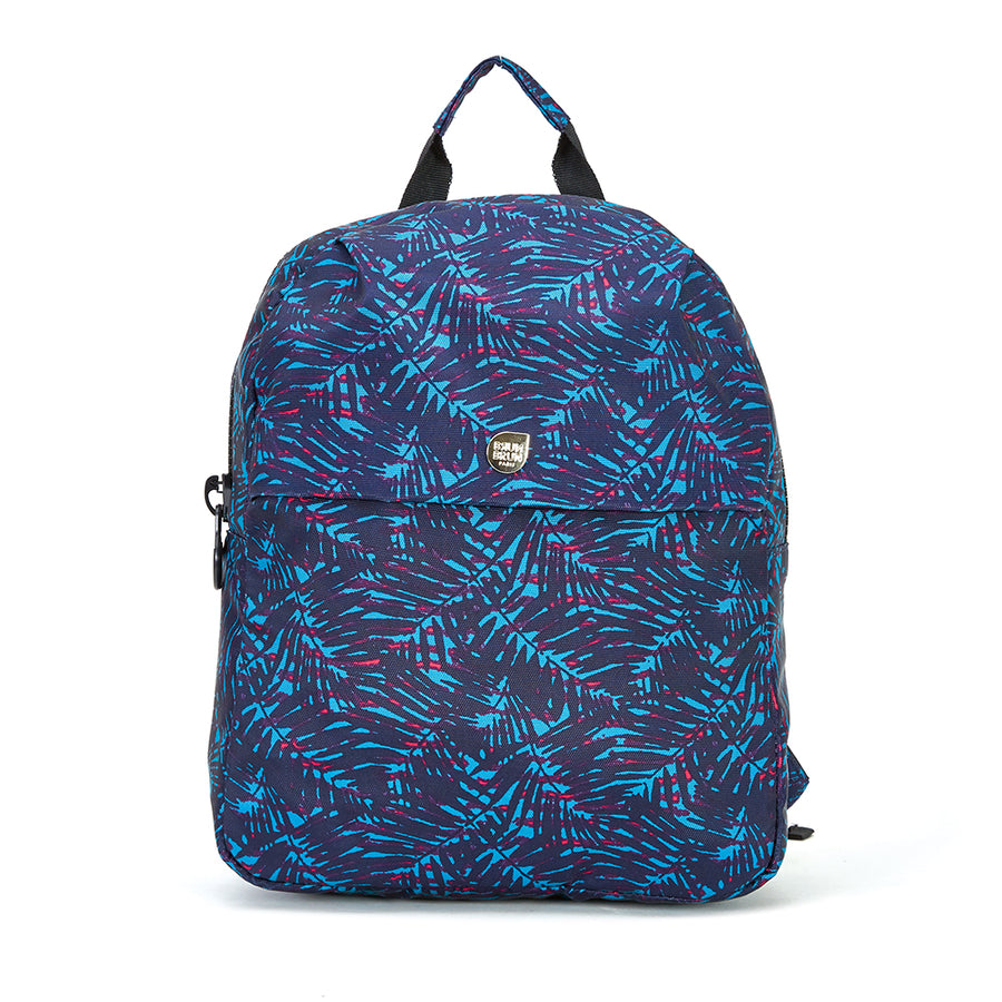 Leaf Blue Bag