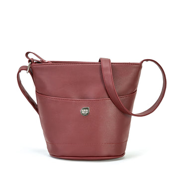 Puri Burgundy Bag