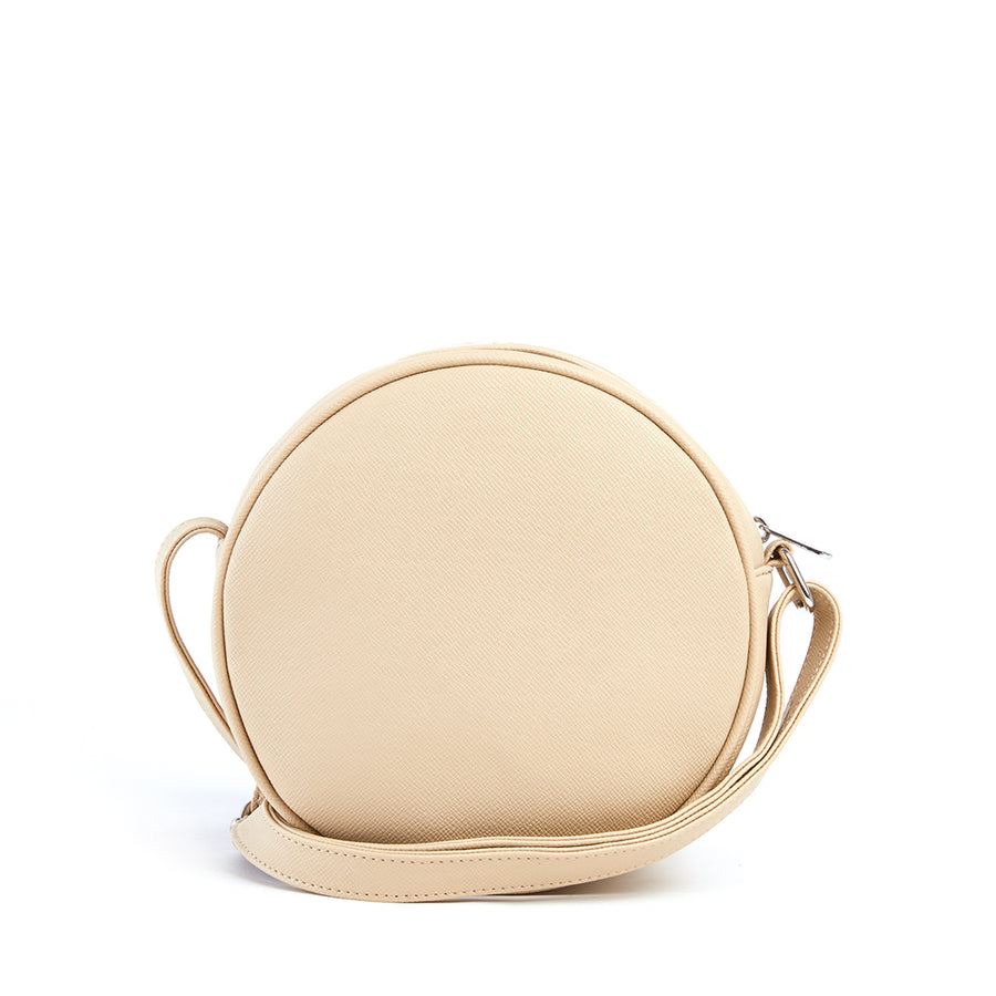 CLAUDIA CREAM BAG