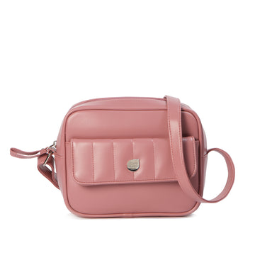 BRUNBRUN Paris Freya Pink Bag