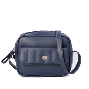 BRUNBRUN Paris Freya Navy Bag