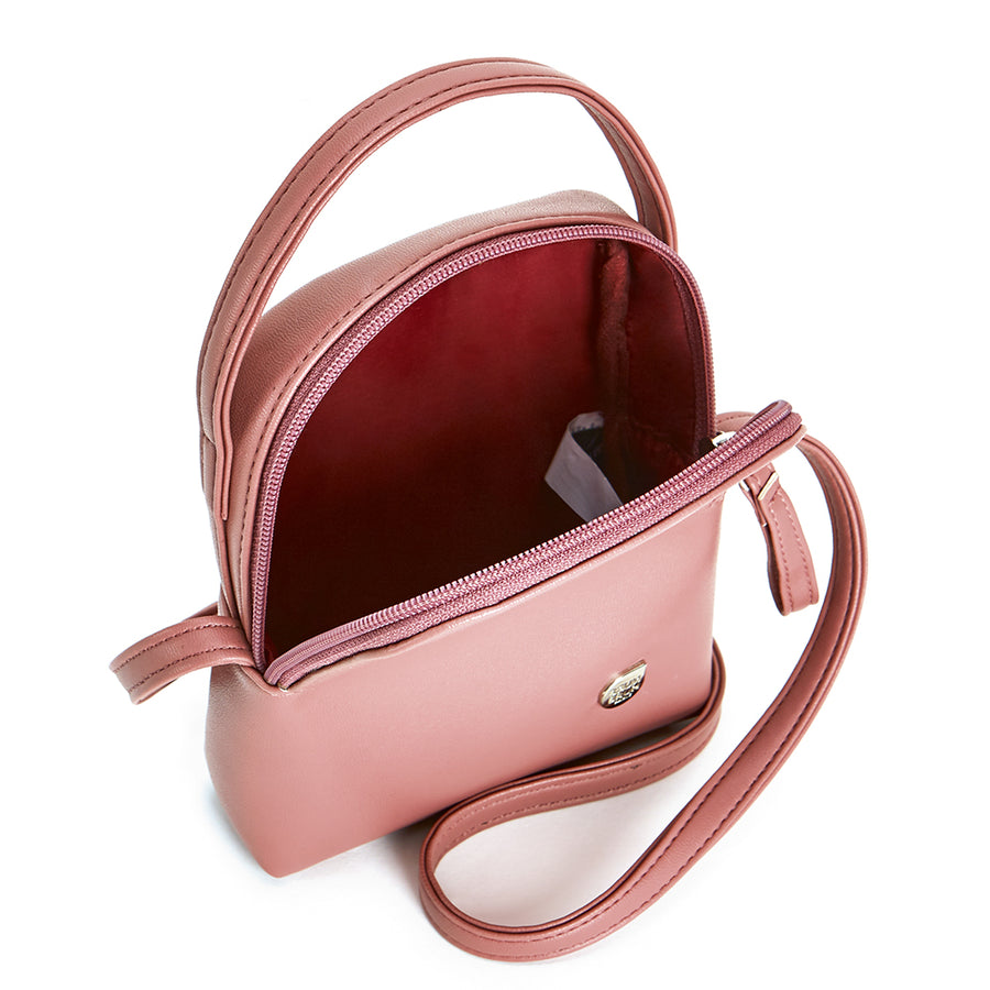 ARNALITO PINK BAG