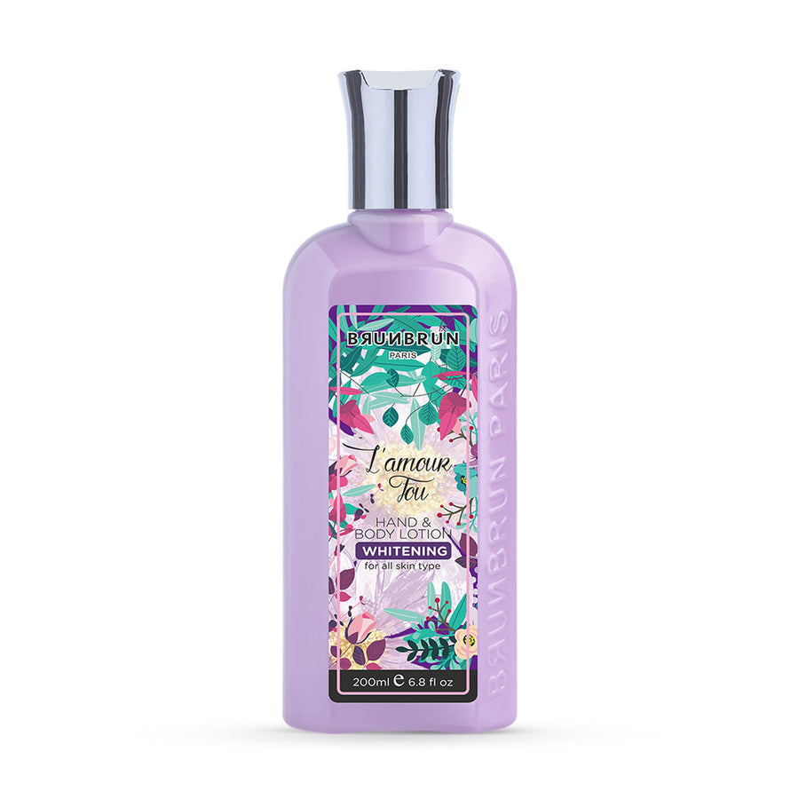 L'Amour Fou Hand and Body Lotion ( 200 ml )