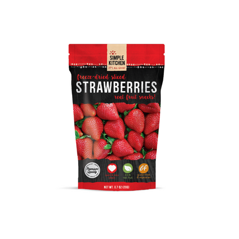 ReadyWise 2x6pack CT Case Simple Kitchen Strawberries