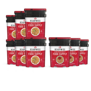 Wise Food Company 6month Food Supply RW40-41080, 1080 Serving Package