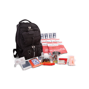 Wise Food Company, Wise Foods Survival Back Pack 5 days for 1 Adult Black 01-633GSG, [product_sku], MySurvivalPrep.com