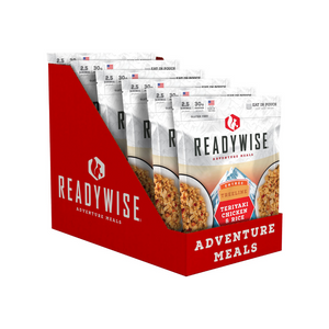 ReadyWise  2x6pack CT Case Treelline Teriyaki Chicken & Rice