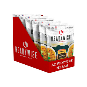 Ready2Wise 2x6pack CT Case Summit Sweet Potato Curry
