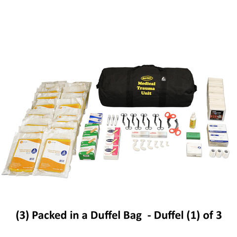 MayDay, Mayday Multi-person Trauma Medical Unit (500 Person), [product_sku], MySurvivalPrep.com