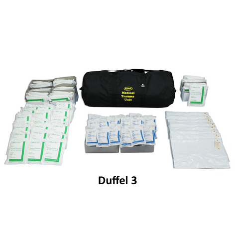 MayDay, Mayday 500 Person Multiperson Trauma Medical Unit, [product_sku], MySurvivalPrep - MySurvivalPrep