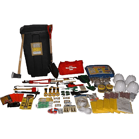 MayDay, Mayday 4 Person Professional Rescue Kit-tools for Saving lives, [product_sku], MySurvivalPrep - MySurvivalPrep