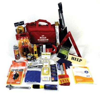 MayDay, Mayday Road Warrior Kit  Standard -10° Below (54 Piece), [product_sku], MySurvivalPrep.com