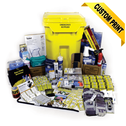 MayDay, Mayday Deluxe Office Emergency Kit (20Person), [product_sku], MySurvivalPrep.com