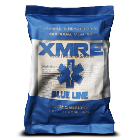 XMRE, XMRE MRE Meal Ready to Eat XMRE BLUE LINE - CASE OF 12 FRH, [product_sku], MySurvivalPrep.com