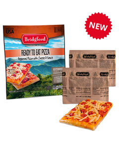 pizza mre pizza pepperoni pizza with cheese & sauce MRE Meals ready to eat | MySurvivalprep.com
