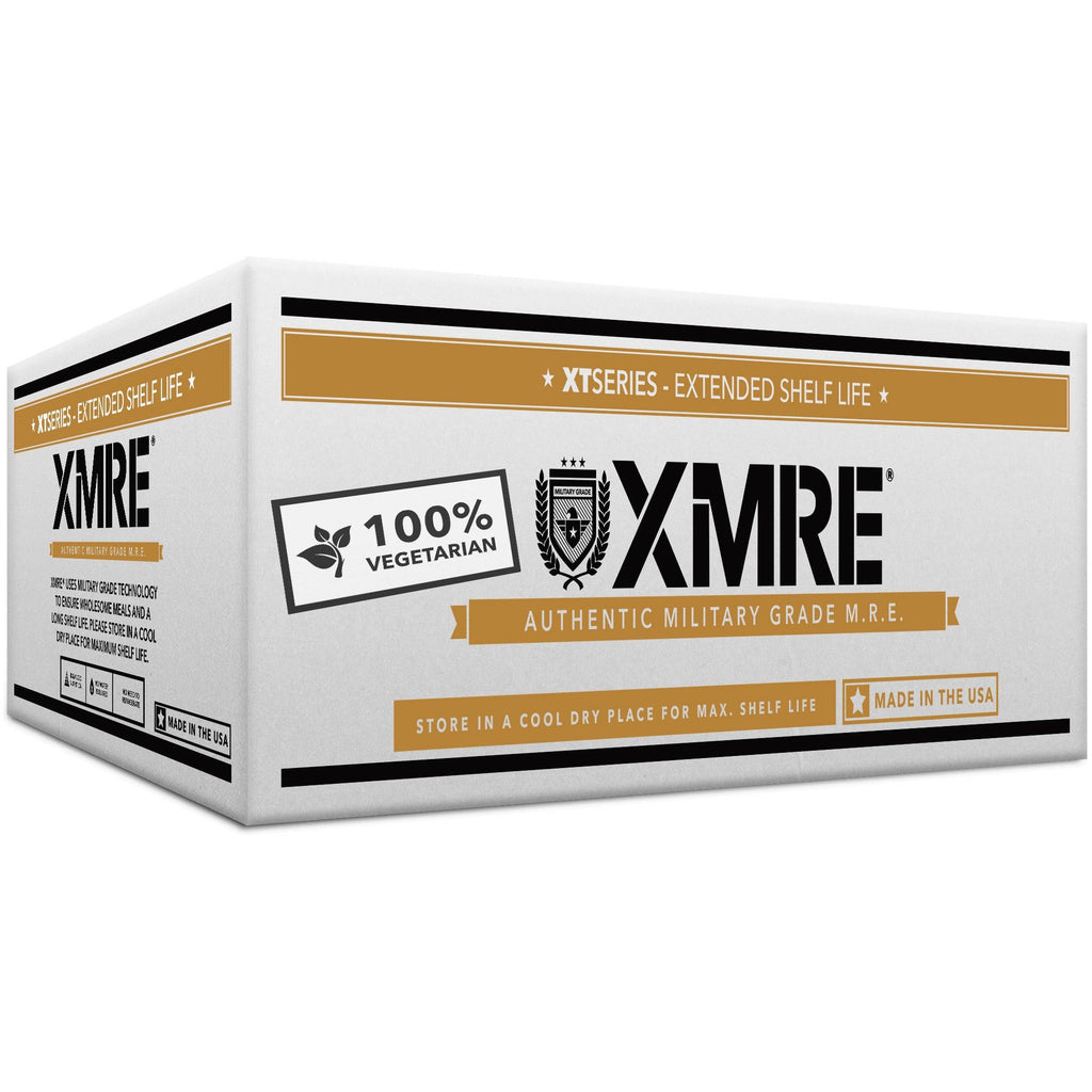 XMRE, XMRE MRE Meal Ready to Eat XMRE 1300XT - CASE OF 6 FRH - 6 MENUS, [product_sku], MySurvivalPrep - MySurvivalPrep