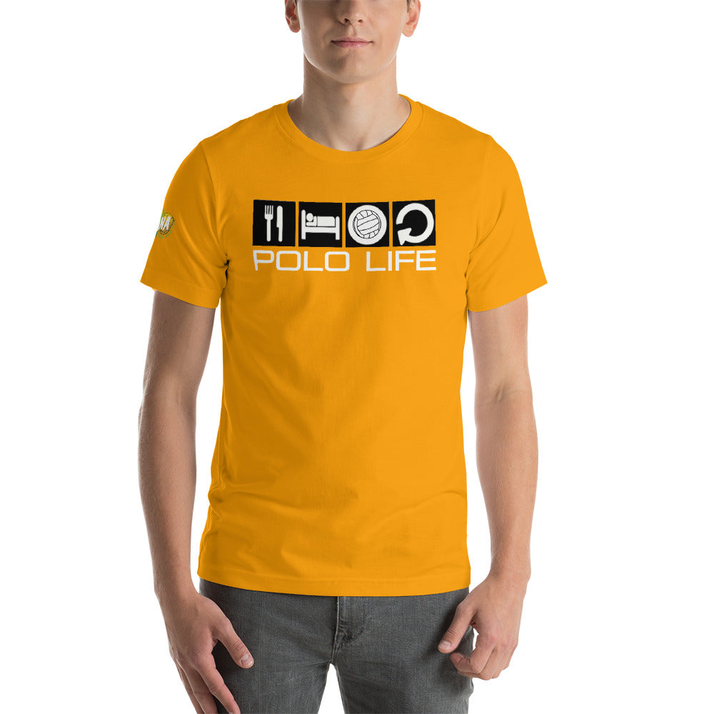 Polo Life! Short-Sleeve Unisex T-Shirt