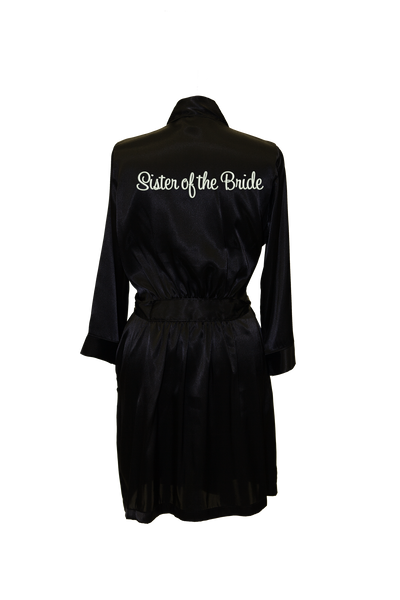 Embroidered Bride and Bridesmaid Robes – Wedding Prep Gals b358c3153