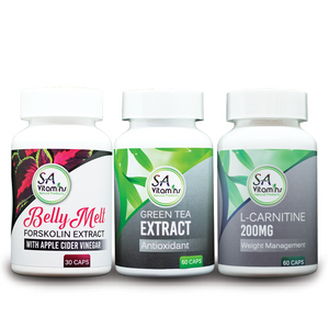 Belly Melt, Green Tea Extract & L-Carnitine