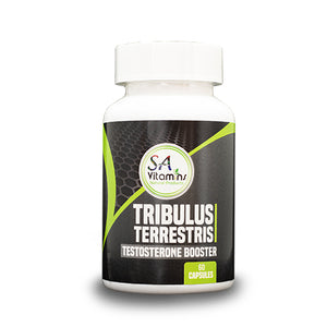 Tribulus Terrestris - Testosterone Booster 60 Caps
