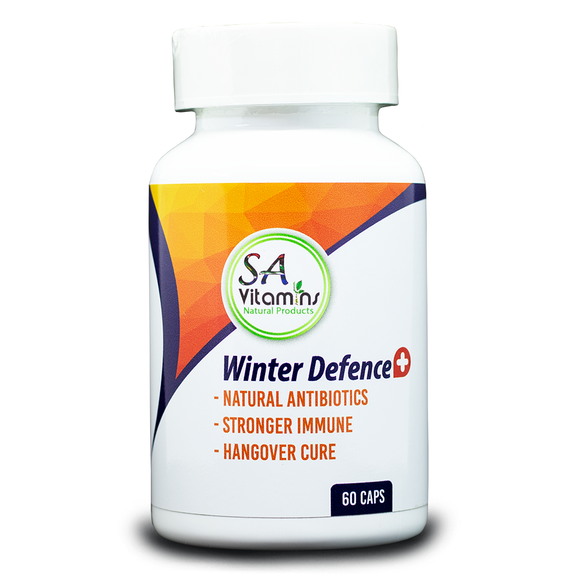 Winter Defence 60 Capsules