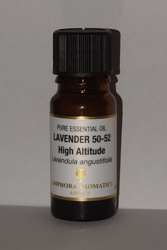 Lavender 50-52 High Altitude Pure Essential Oil 10ml