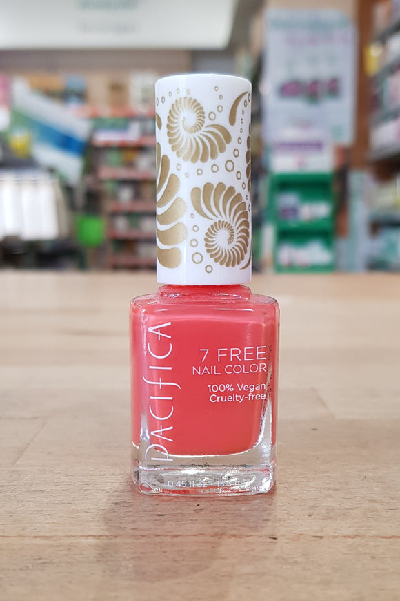 Pacifica Totally Coral Nail Colour 13.3ml