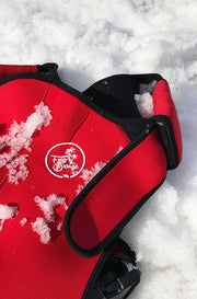 The Explorer Baby Carrier - Bright Red