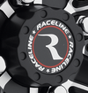 Raceline Wheels Mamba Beadlock A71 Center Cap CP-A8-110B