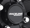 Raceline Wheels Black Mamba Beadlock A71B Center Cap RLW-CPR-A82-156
