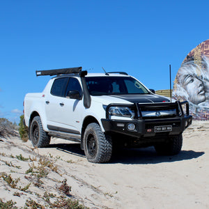 Holden Colorado RG (2012-current) Dual Cab - Awning Mount System
