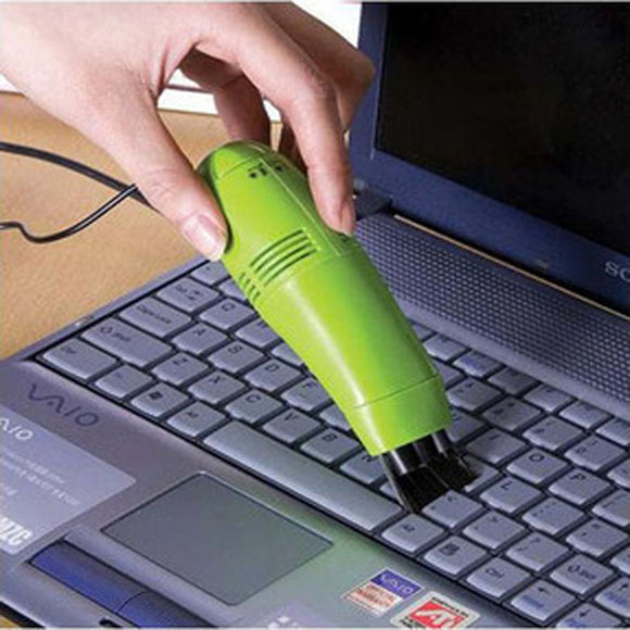 Mini USB Keyboard Vacuum Cleaner