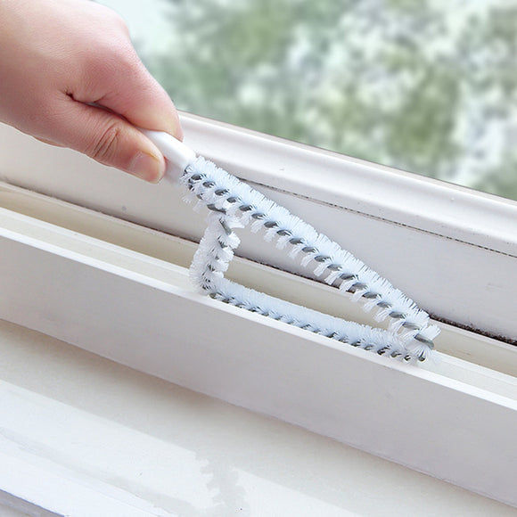 Multifunction Window Groove Cleaning Brush