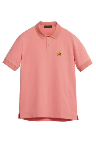 Burberry Reissued Polo Shirt Coral