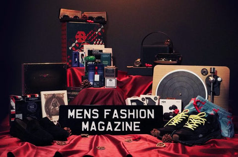 Mens Fashion Magazine Christmas Gift Guide