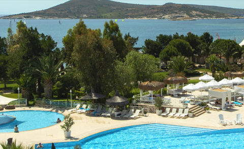 Phokaia Beach Resort Turkey