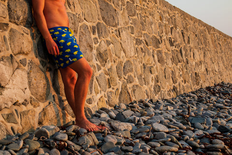 Blue rhino swim shorts trunks mens