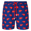 Navy rhino men's swim shorts trunks swimwear