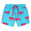 Tiger boys swim shorts trunks swimwear