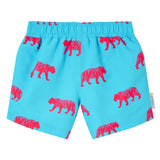 Boys Tiger Swim Shorts