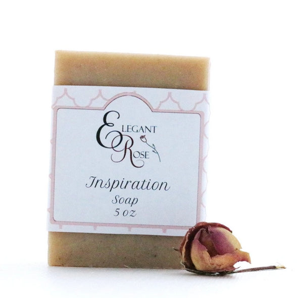 Egyptian Rose & Mint Goddess Soap