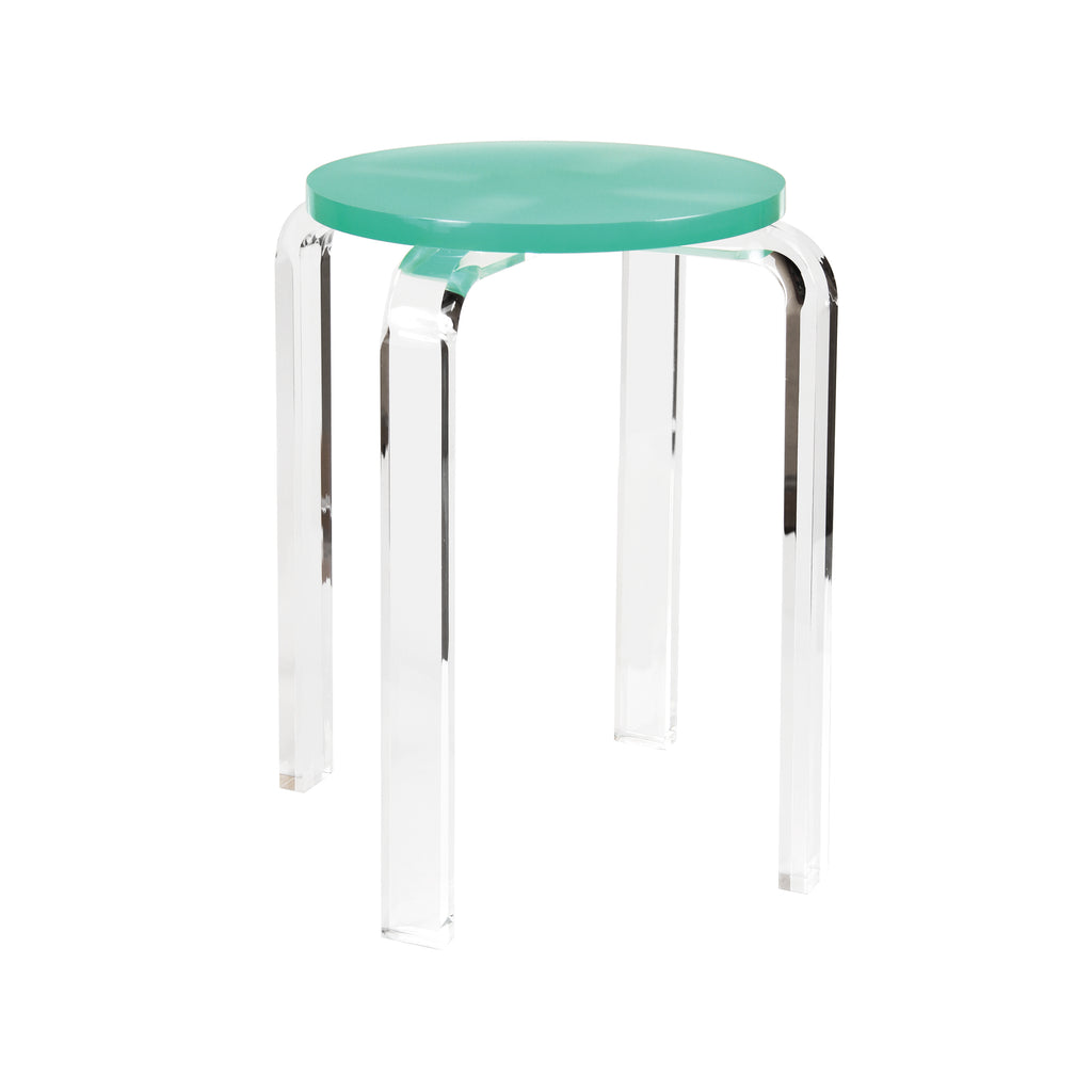 Frost Stool - Green