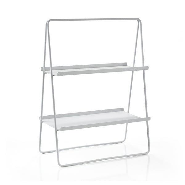A-Table Shelf Unit - Soft Grey