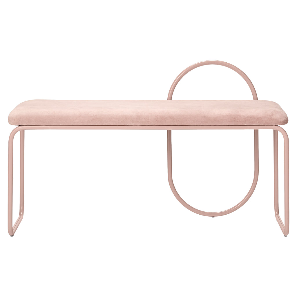 Angui Bench Rose