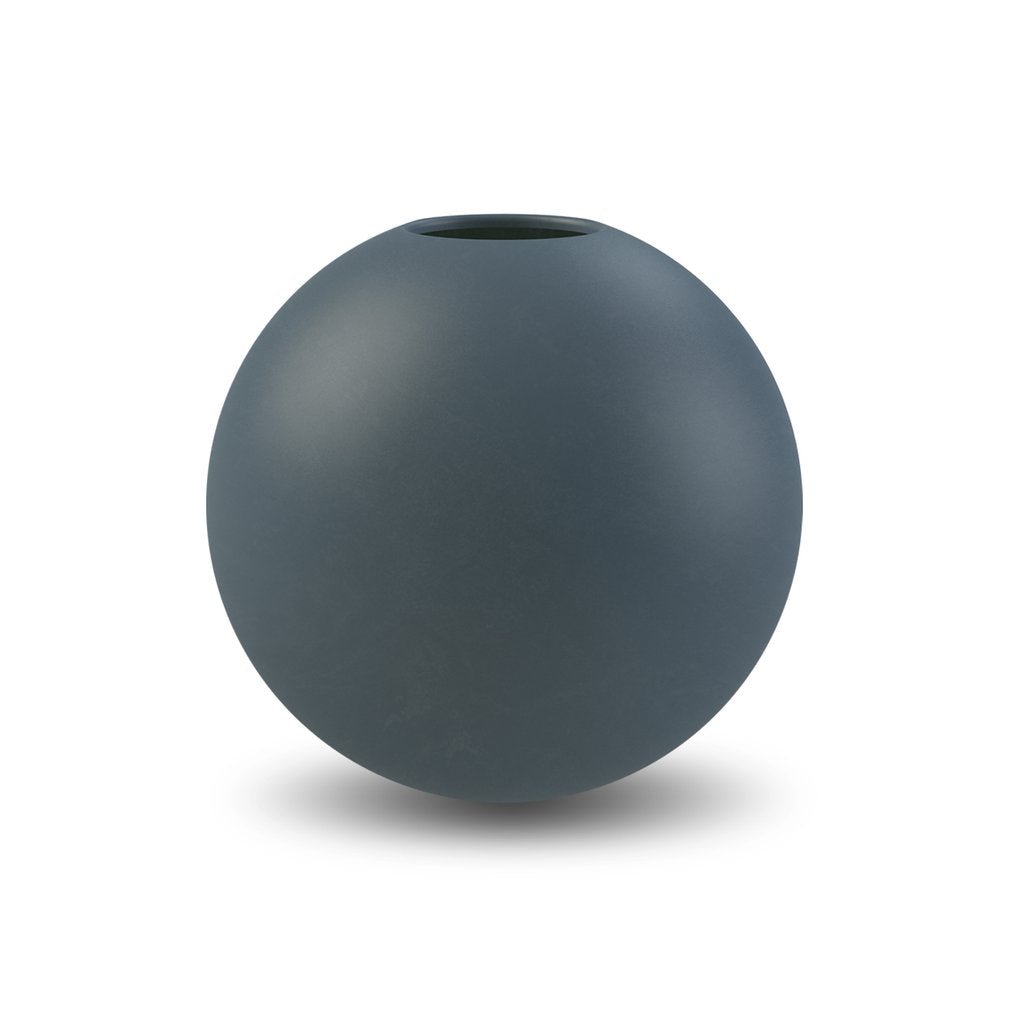 Ball Vase Midnight Blue Ø 20