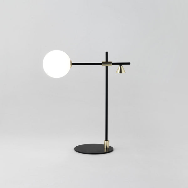 Crane Lamp - Matt Black