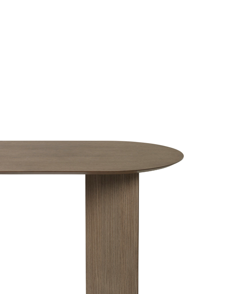 Mingle Table Oval 150 Veneer