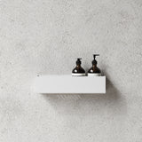 Bath Shelf 40 - White